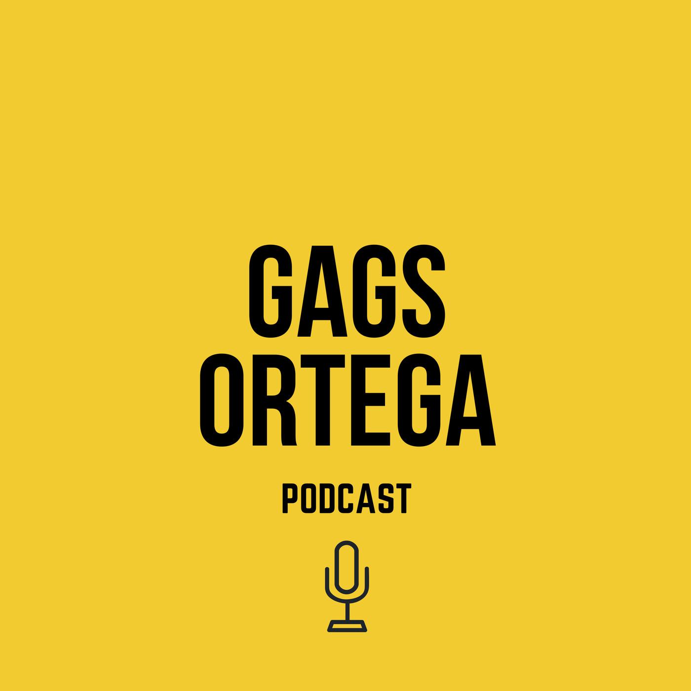 <![CDATA[Gags Ortega Podcast]]>