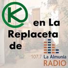 Kedamos en La Replaceta de La Almunia Radio