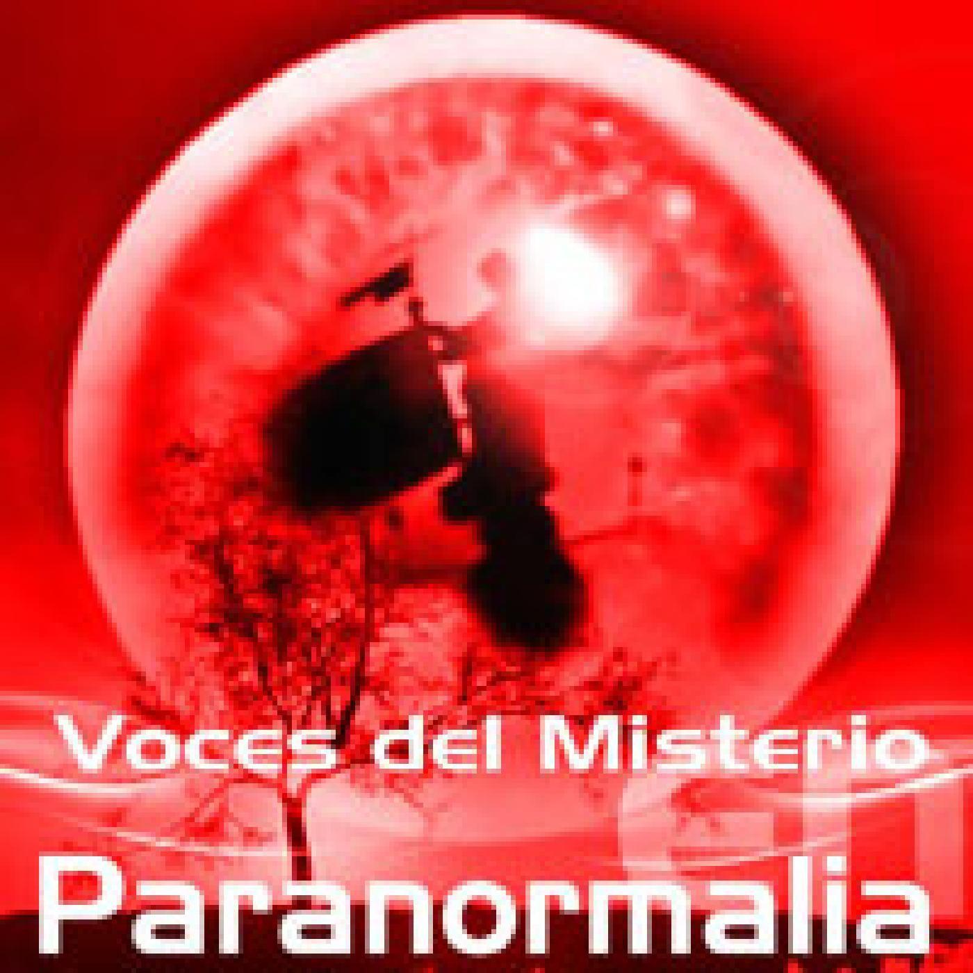 <![CDATA[Paranormalia: Voces del Misterio]]>