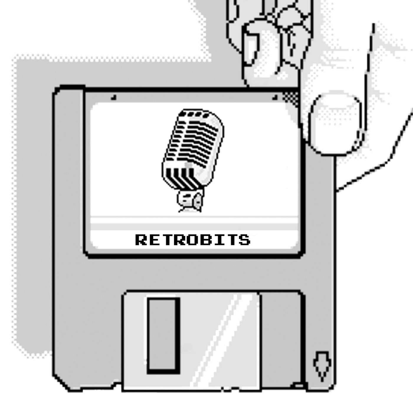 Logo de Retrobits Podcast