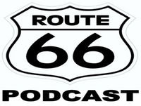 18. Goffs Mojave Desert Trail Road and Route 66