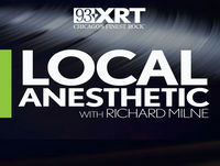 Local Anesthetic on 93XRT: ***New Chicago Music*** (06/18/2017)