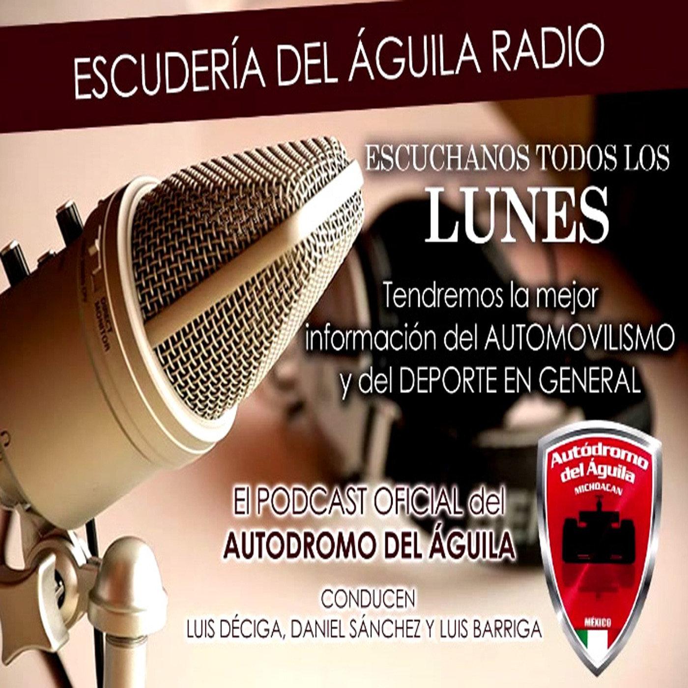 <![CDATA[Escudería del Águila Radio]]>