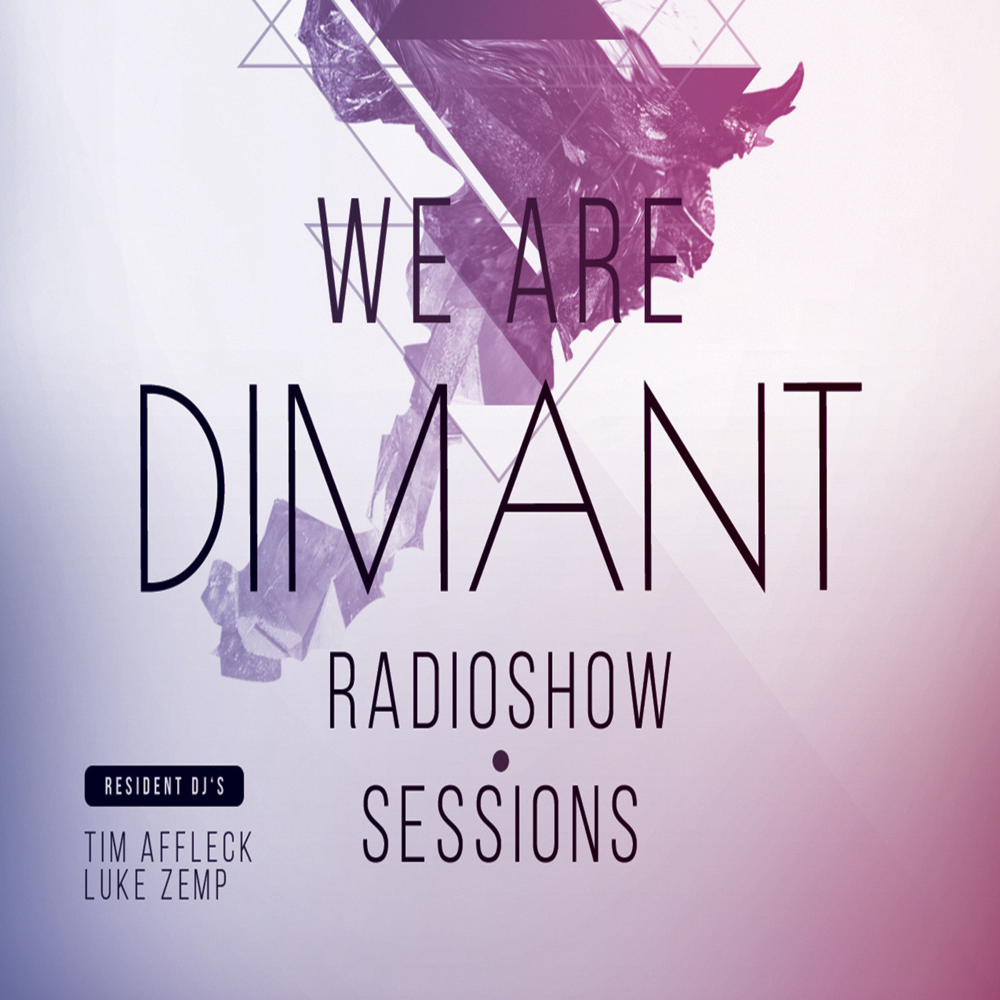 <![CDATA[We Are Dimant Radioshow Sessions]]>