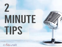 Scott Humston-Two Minute Tips-Vulnerability on Stage – Episode 37