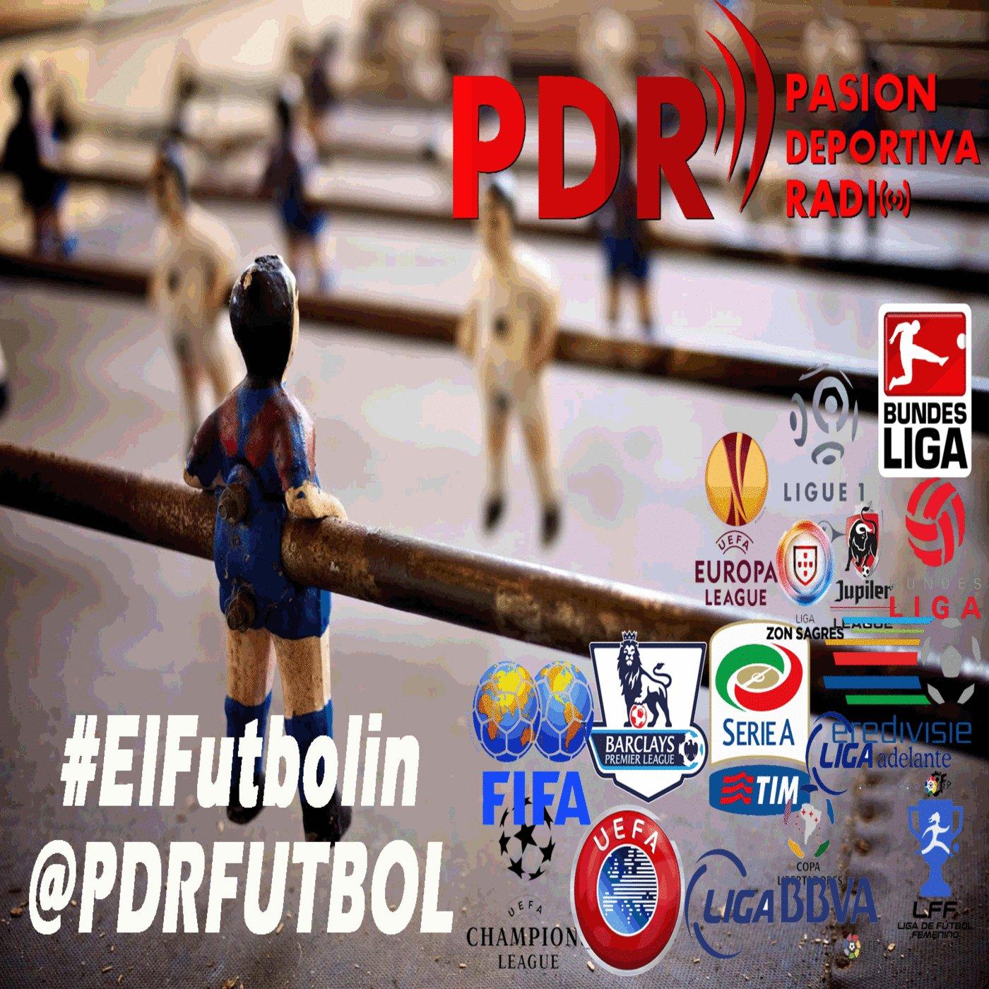 <![CDATA[El Futbolín 2012-13]]>