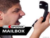 SPUTNIK Mailbox: Nachbar