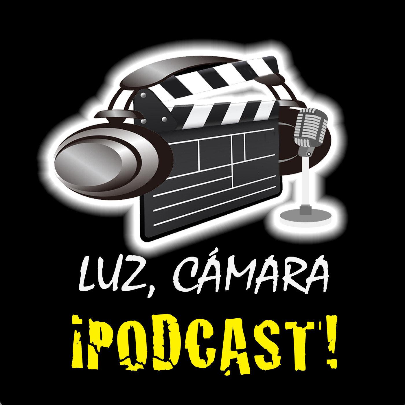 <![CDATA[Luz, cámara, Podcast]]>