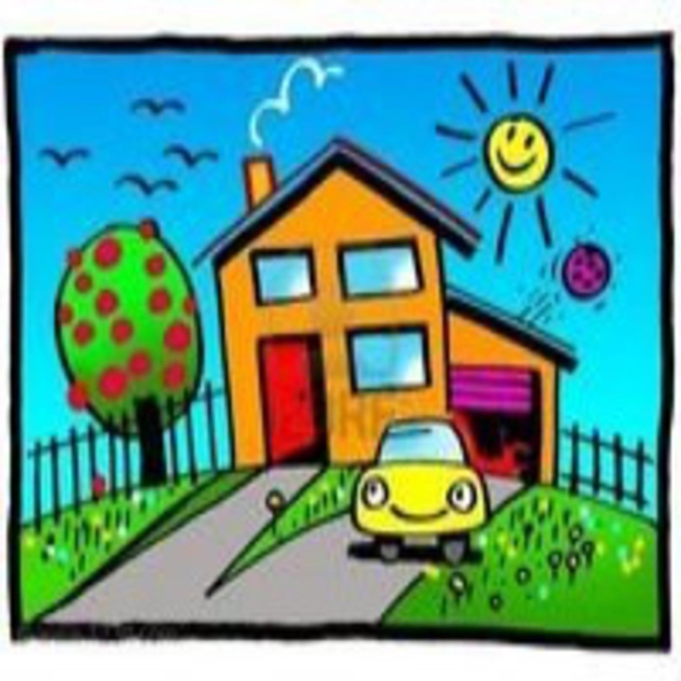 Le parti della casa en podcast le parti della casa en mp3 for Campionare le planimetrie della casa
