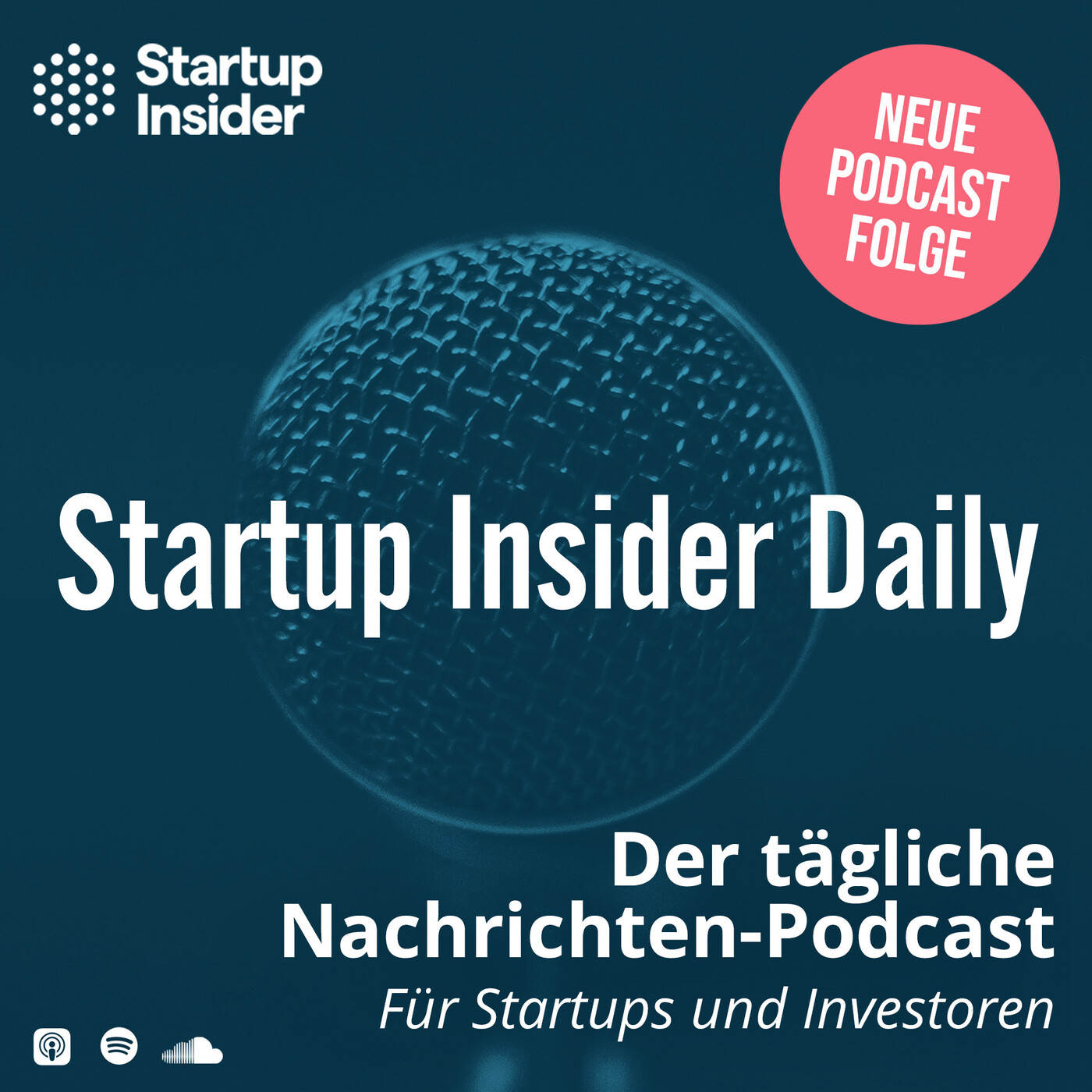 Startup Insider Daily • Sirplus • Vay • Accure • Coinbase