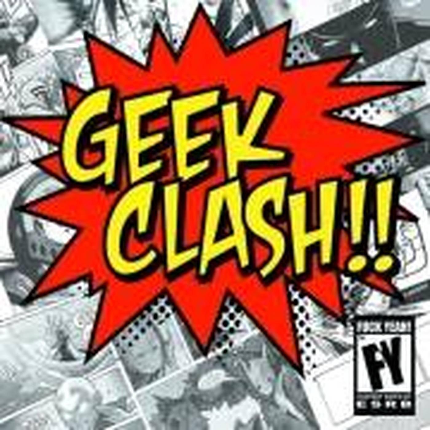 <![CDATA[Geek Clash Podcast]]>