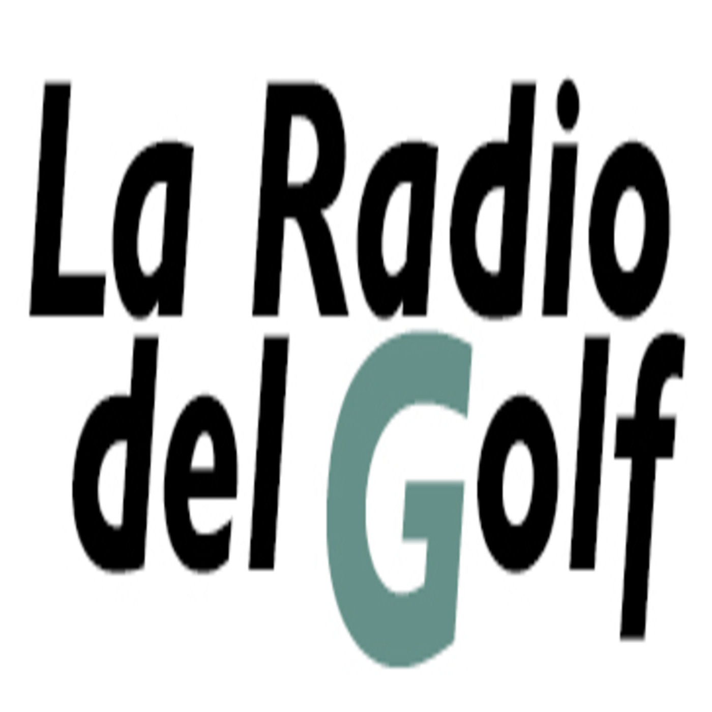 Logo de La Radio del Golf