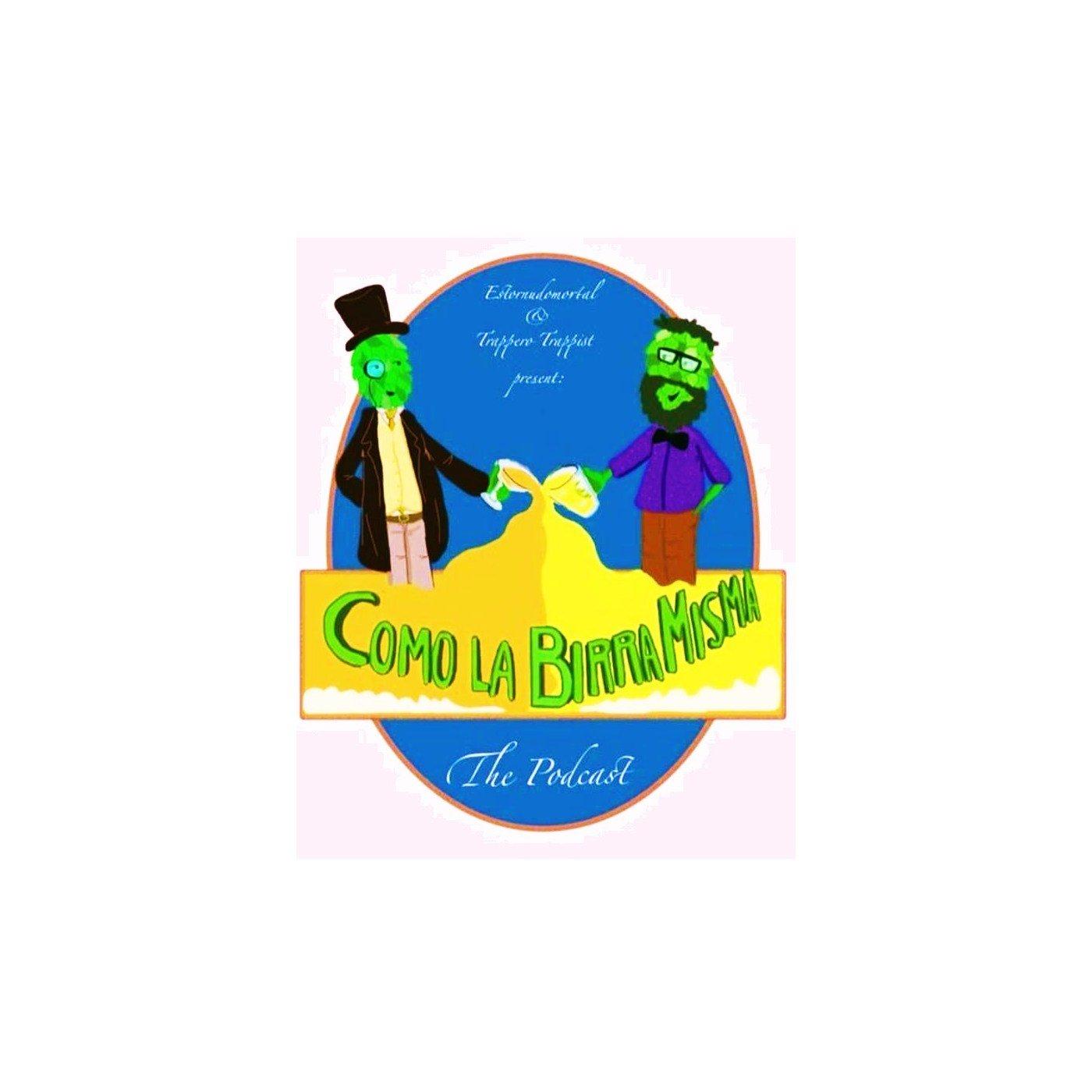 Logo de Como la birra misma