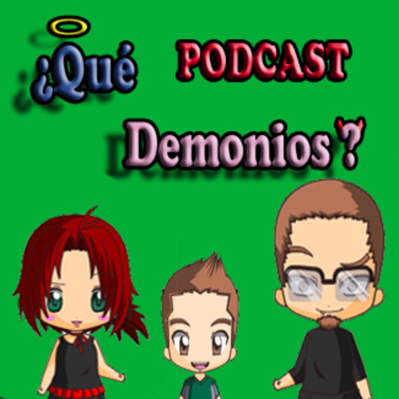 <![CDATA[¿Qué Demonios? Podcast]]>