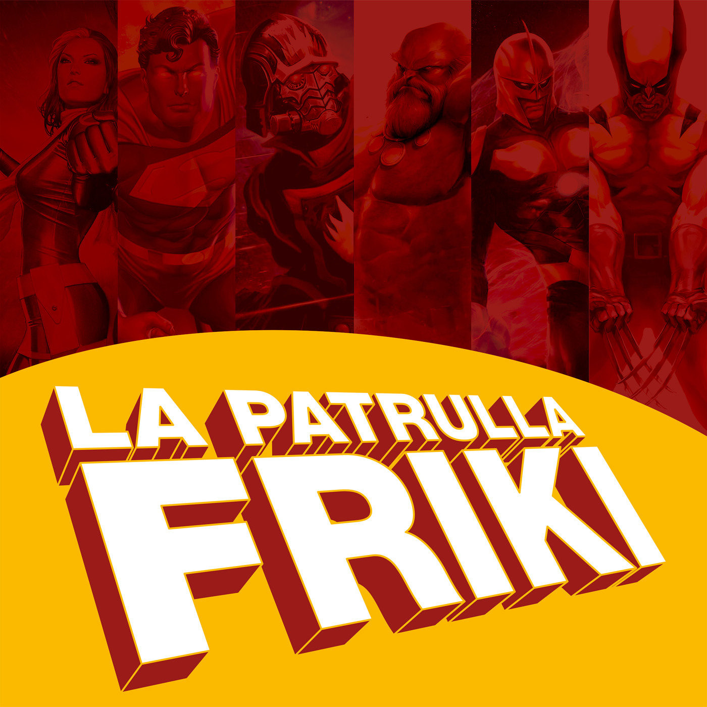 <![CDATA[La Patrulla Friki Podcast]]>
