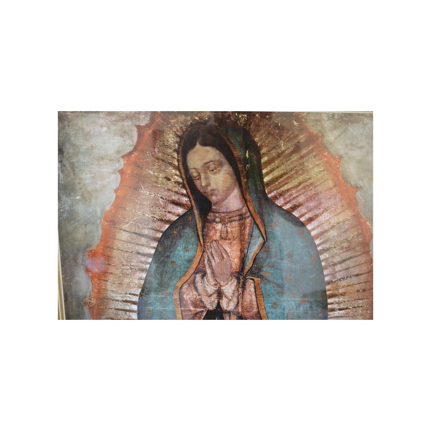 <![CDATA[Virgen de Guadalupe en ingles]]>