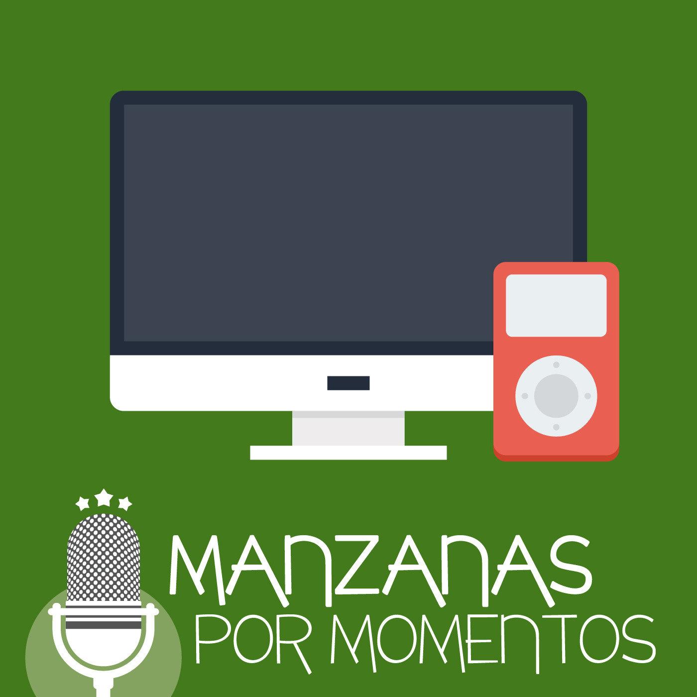 Logo de Manzanas por momentos Podcast