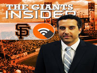 Giants: The Strickland injury and Marlins series