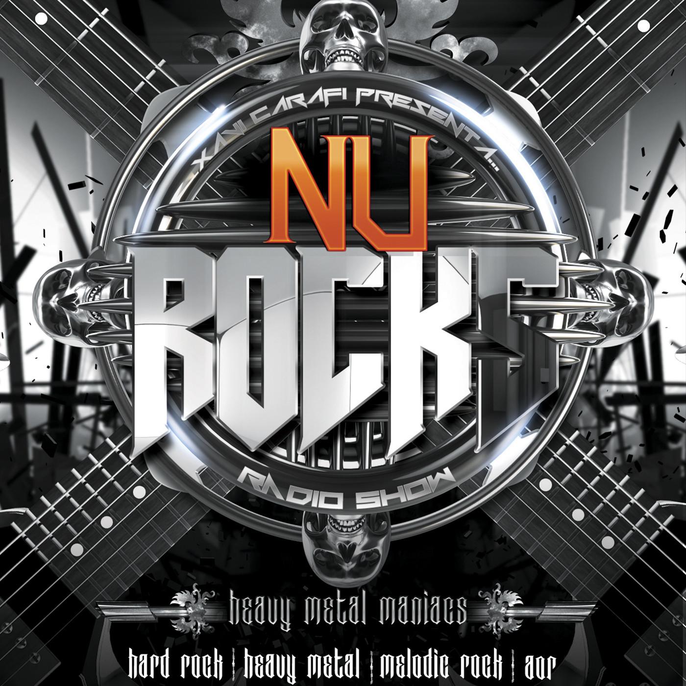 NU ROCKS · Rock'n'Roll Maniacs