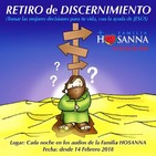 Retiro de Discernimiento