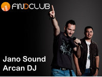 <![CDATA[Arcan DJ and Jano Sound pres. FinDclub]]>