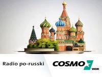COSMO Radio po-russki Ganze Sendung (23.05.2018)