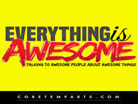 Everything is Awesome Episode 117 – Planet X (Jared Axelrod)