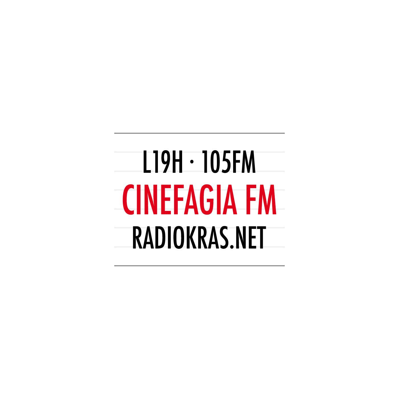 <![CDATA[Cinefagia FM]]>