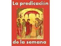 La predicación de la semana: ¡Qué es ser hijo? Fray Nelson Medina.