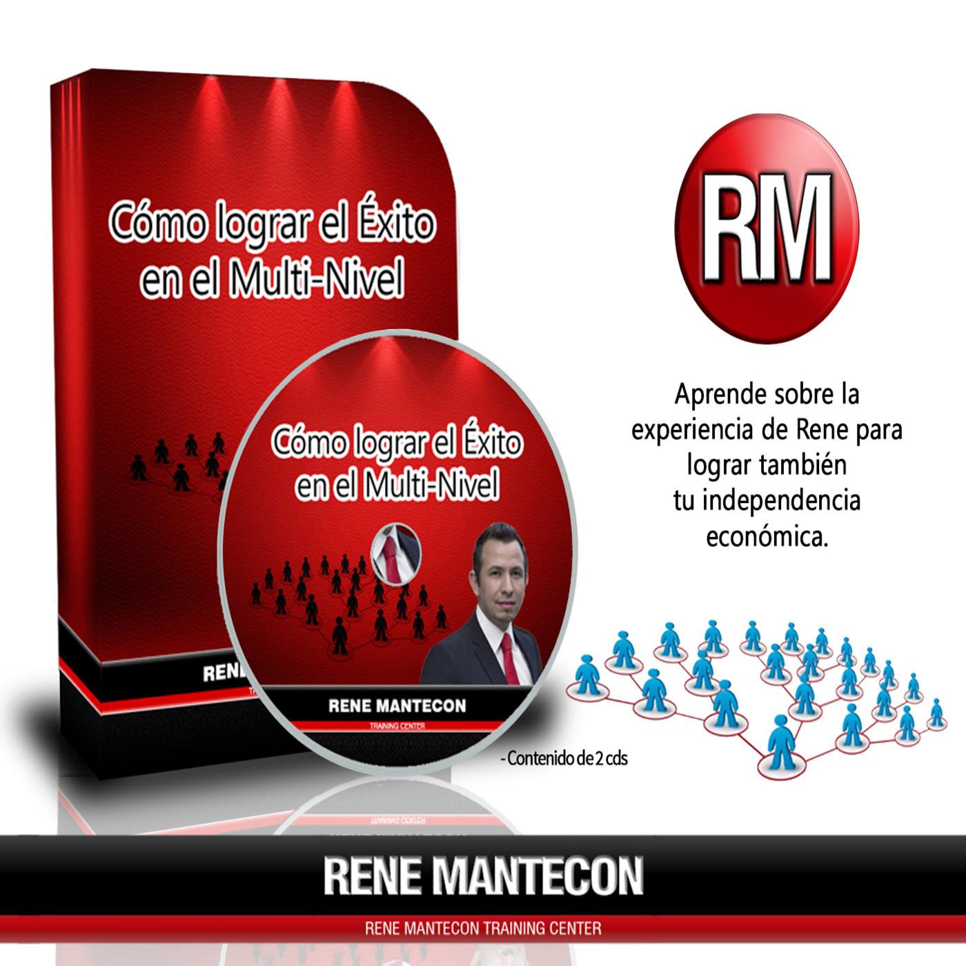 <![CDATA[Podcast de Rene Mantecon]]>