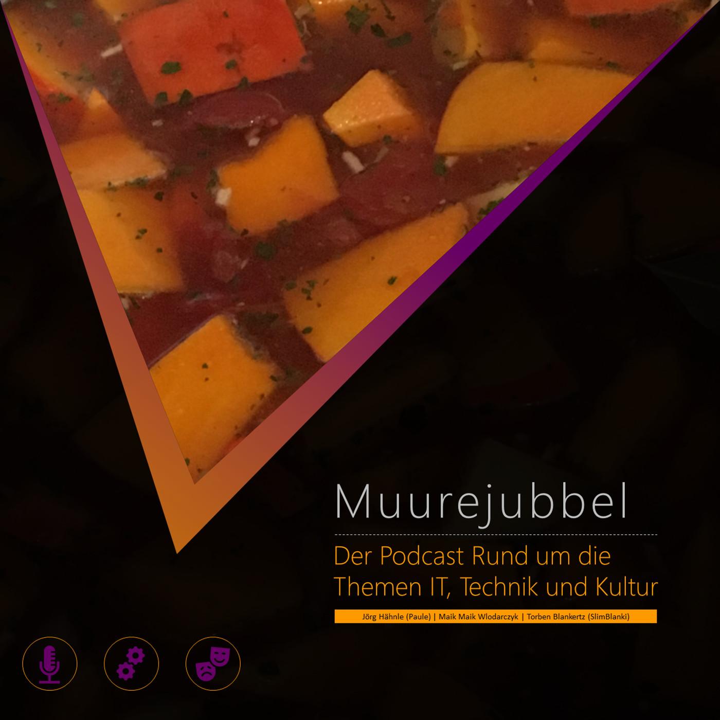 Muurejubbel 003 Die Dreibeinigen Fragezeichen In Muurejubbel In