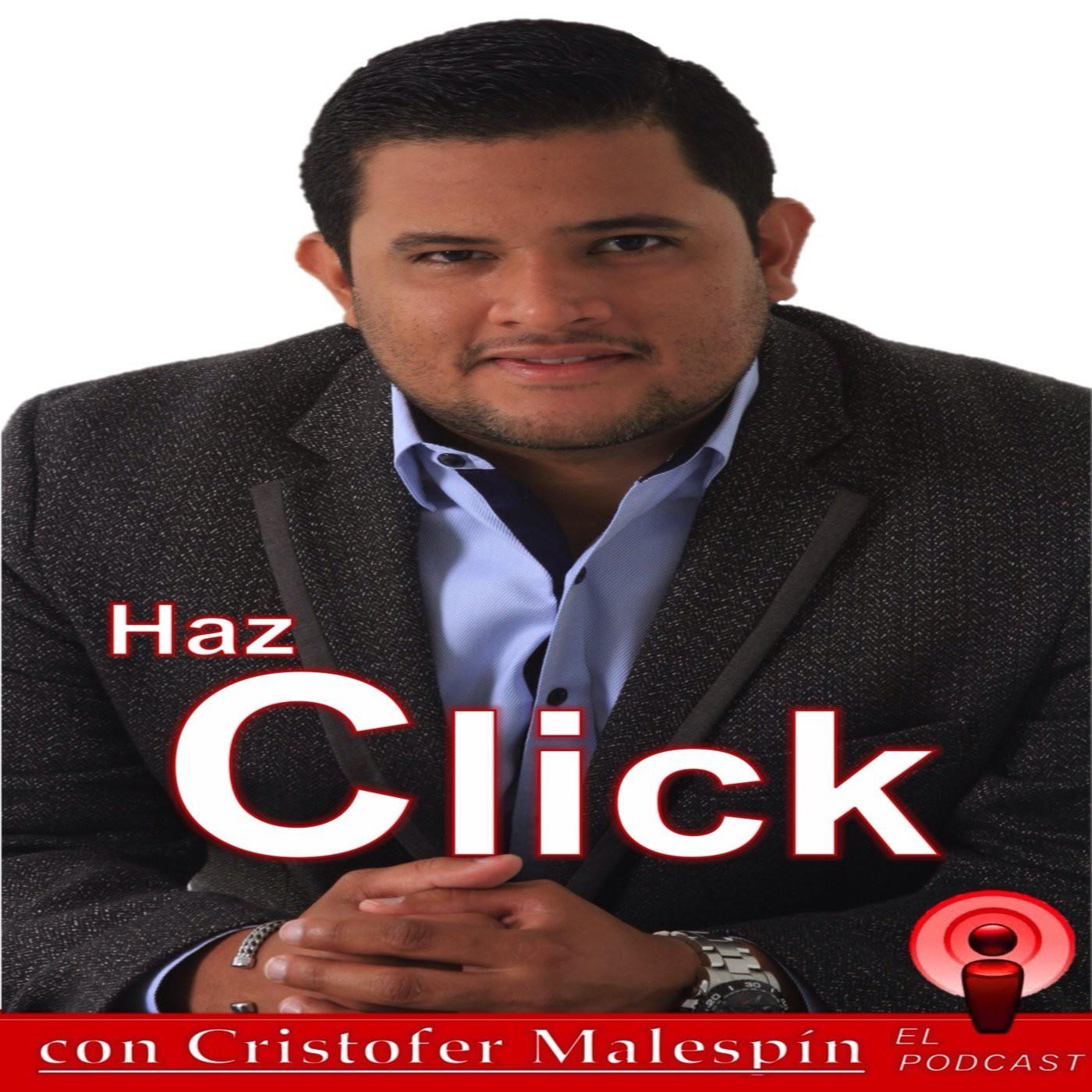 <![CDATA[Haz Click con Cristofer Malespin ]]>