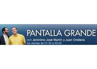 Pantalla Grande. Sábado 11 de junio de 2011. 02.45h.-03.00h.