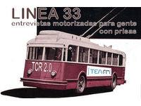 <![CDATA[La radio en el bus. Linea 33.]]>