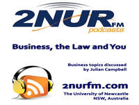 Commercial motor vehicle insurance law with John Woodward, from the University of Newcastle Law Faculty - 21 June 2018