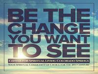 05-27-2018 Open the Floodgates to Receive - Center for Spiritual Living Colorado Springs (CSLCS) - Rev. Norm Bouchard