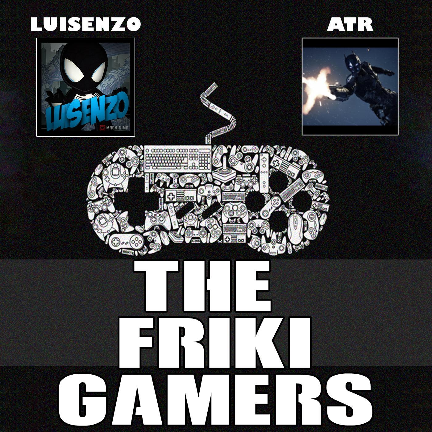 <![CDATA[The Friki Gamers]]>
