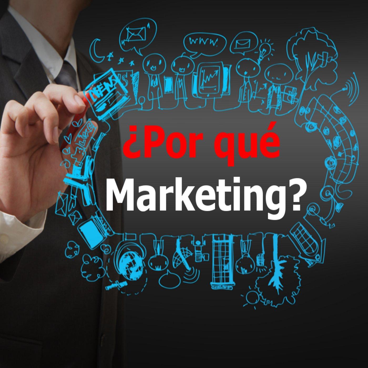 <![CDATA[¿Por qué marketing?]]>
