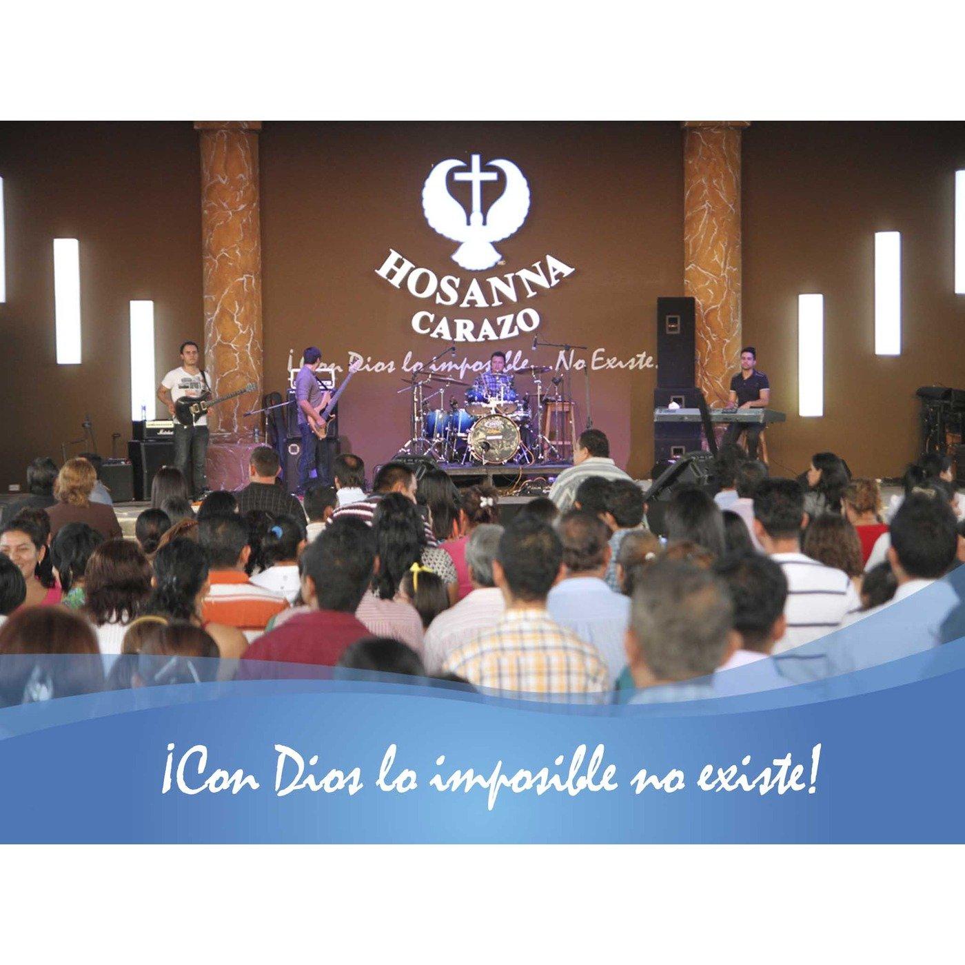 <![CDATA[Iglesia Hosanna Carazo]]>