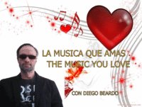 La musica que amas ,the music you love con diego beardo demo/prog32