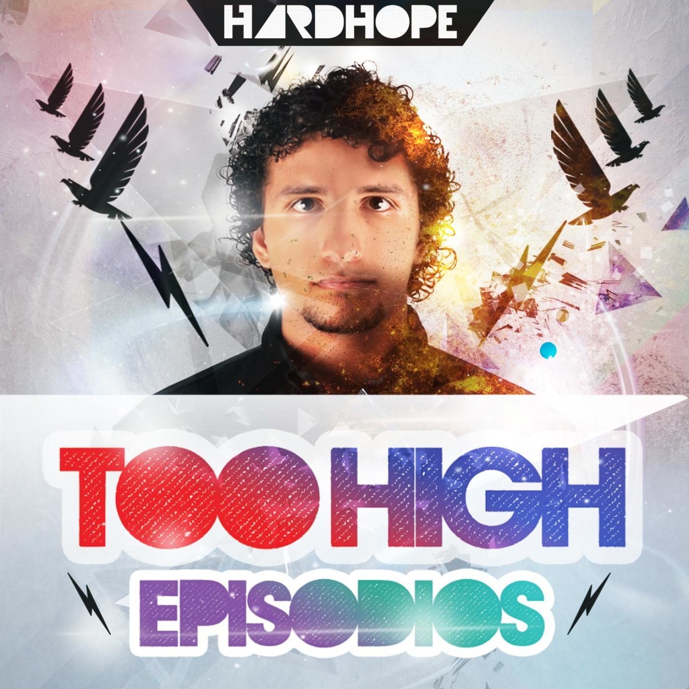 <![CDATA[HardHope Too High Episodios Official Podcast]]>