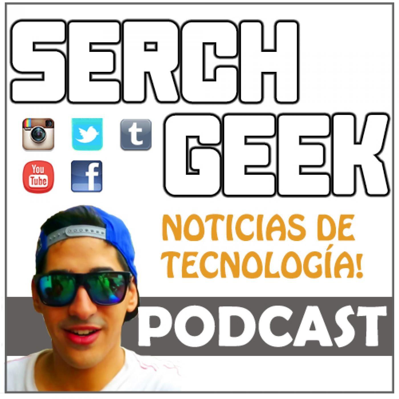 <![CDATA[Serch Geek Noticias de Tecnología!]]>