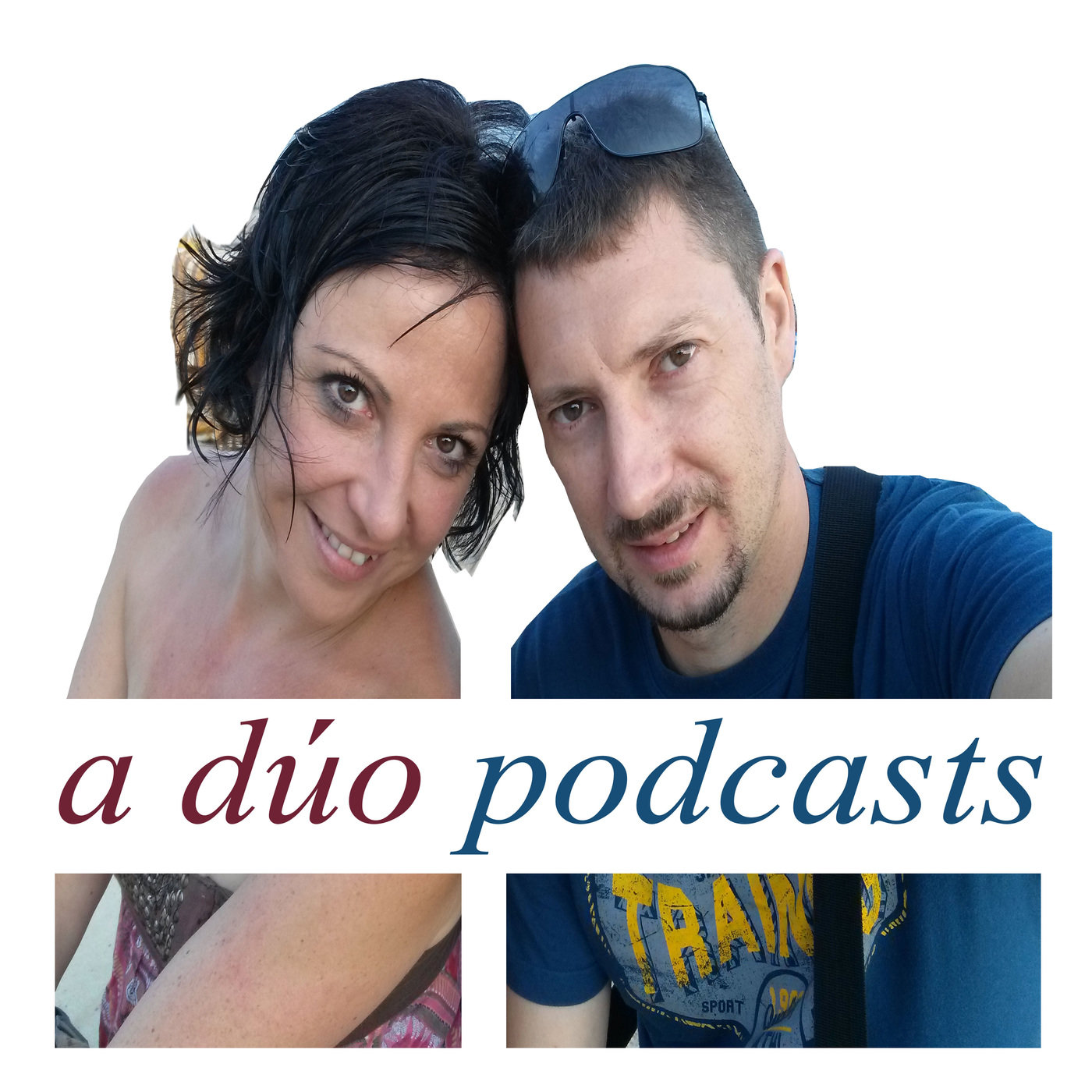 Logo de A dúo Podcasts