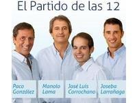 1ª parte, El Partido de las 12 (23-09-2012)