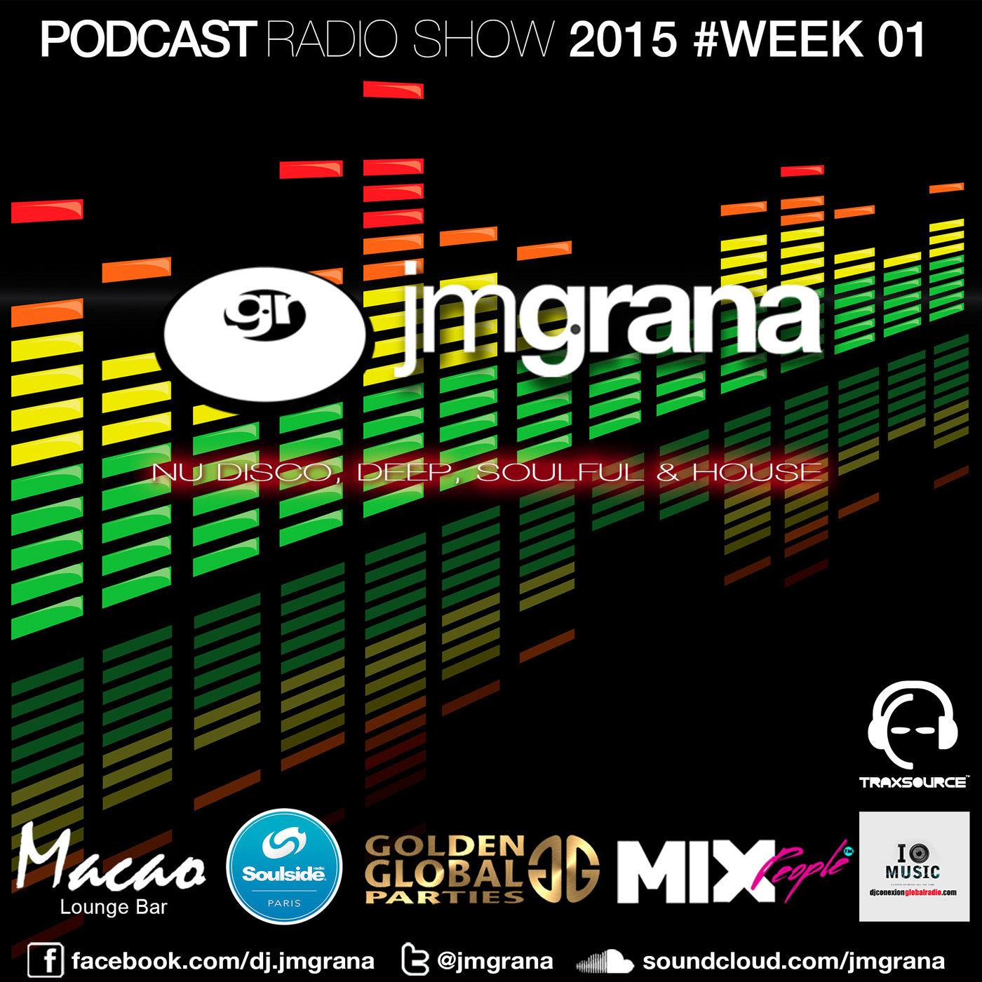 <![CDATA[JM Grana Podcast Radio Show 2015]]>