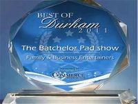 The Batchelor Pad show for Friday January 12th 2018