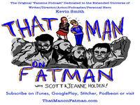 ThatMan on Fatman with Marilyn Ghigliotti.