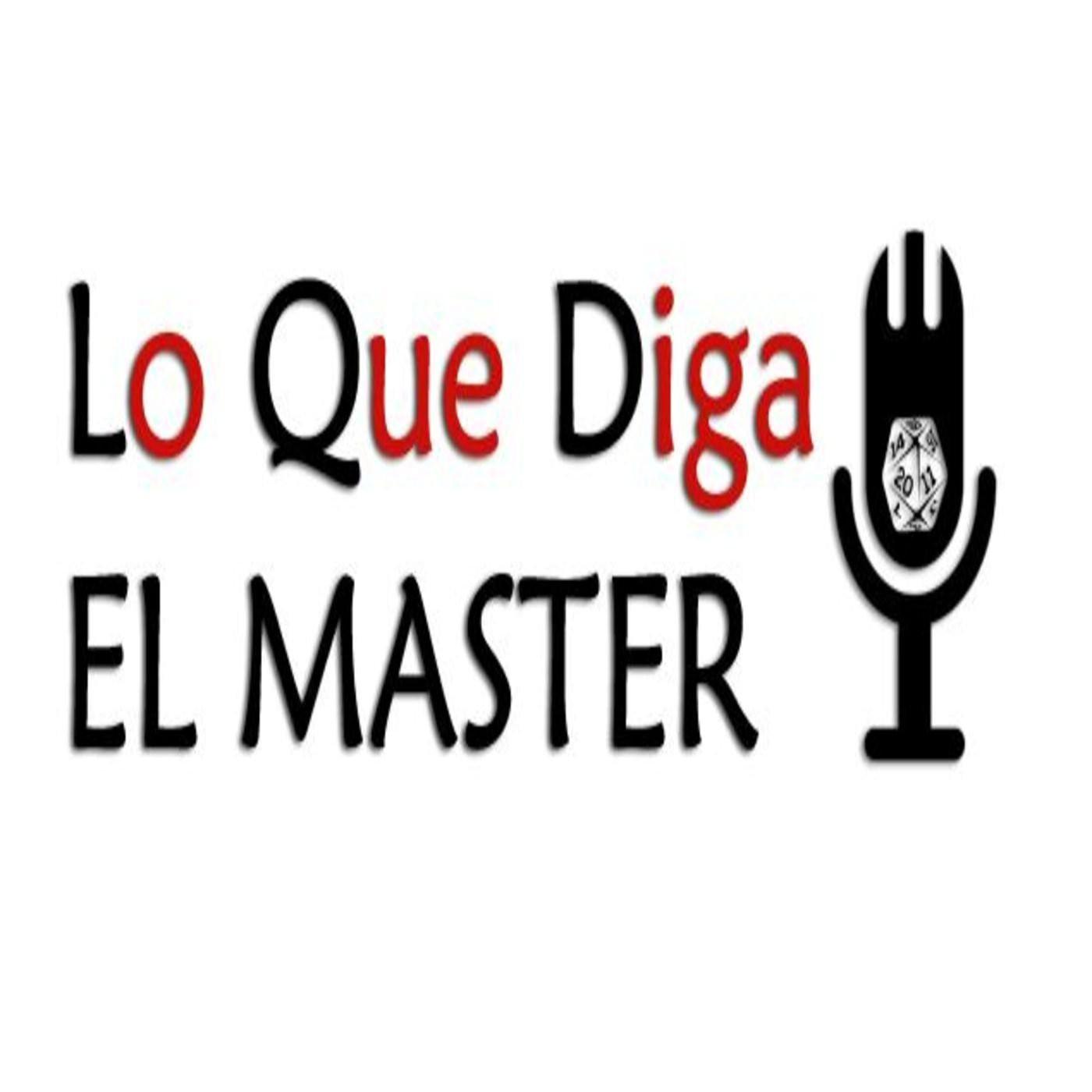 <![CDATA[Podcast Lo Que Diga el Master]]>