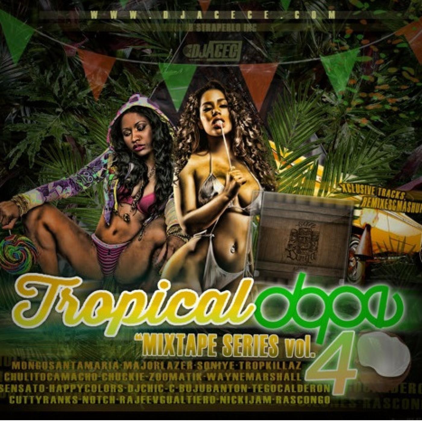 <![CDATA[Tropical Dope Mixtape Series]]>