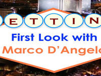 Tues Feb 13th Betting 1st Look with Marco D'Angelo